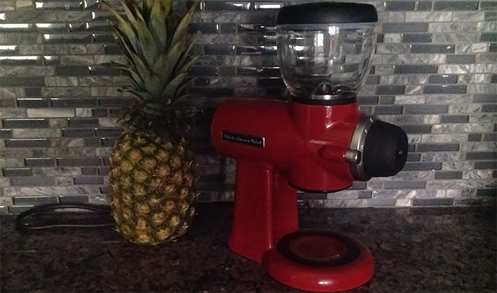 KitchenAid KCG0702ER coffee grinder