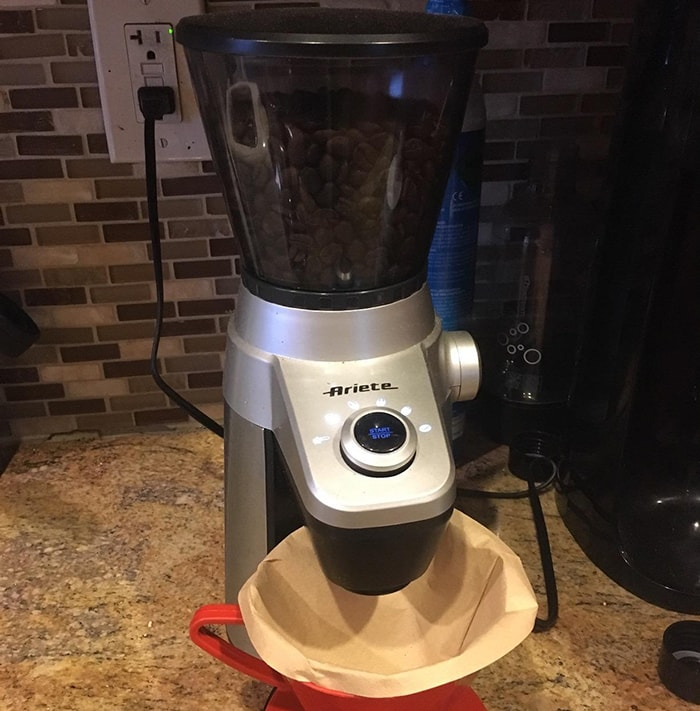 delonghi ariete burr coffee grinder