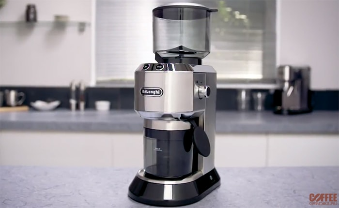delonghi kg521 coffee grinder