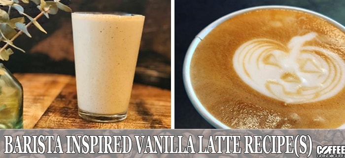 vanilla latte recipe(s) featured image