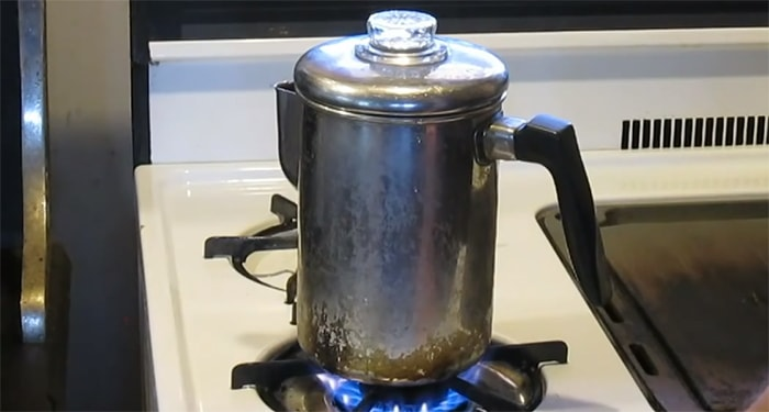 percolator coffee