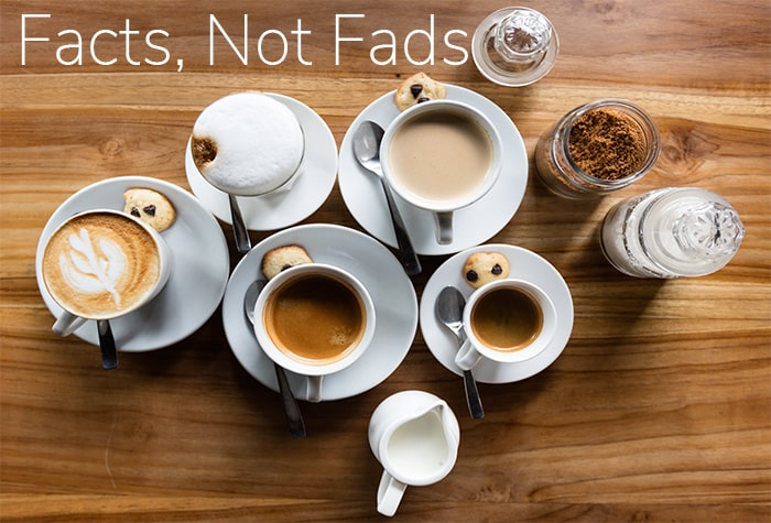 bulletproof coffee facts not fads
