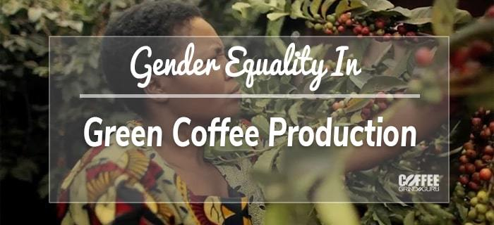 gender equality in green coffee production