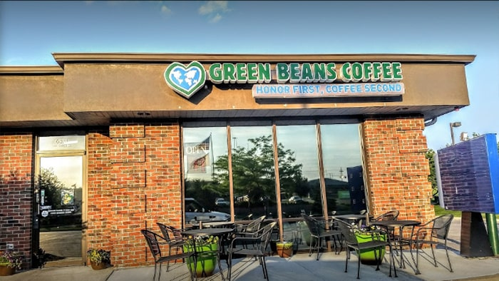 green beans coffee franchise