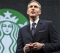 howard shultz starbucks