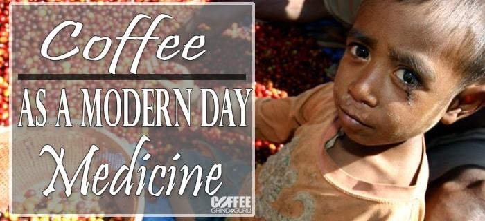 coffee modern day medicine featured