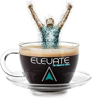elevate coffee cup