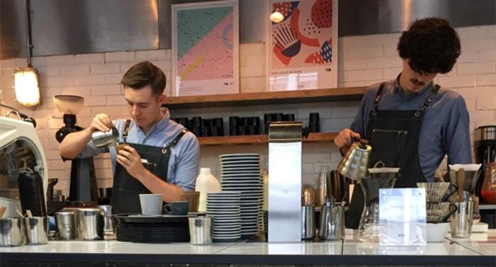 how to become a barista with no experience