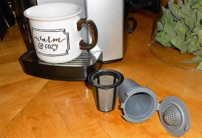 HomeBarista Resuable Filter Cup