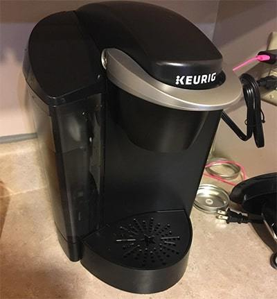 keurig k55 single serve coffee maker