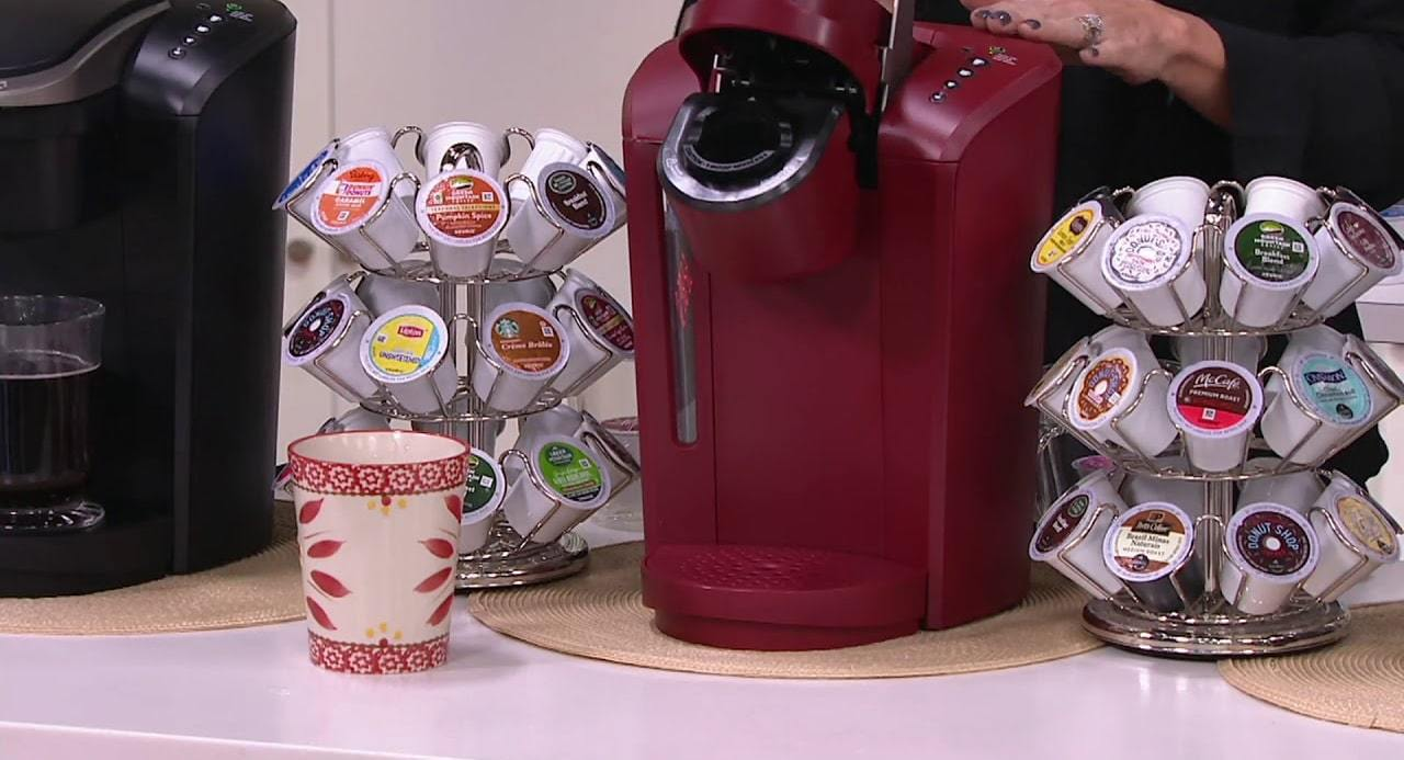 keurig k-select single serve coffee maker review